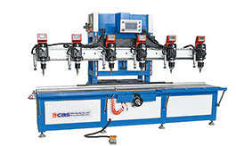 DMF-606 Multi-head Combination Drilling Machine