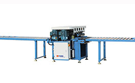 FMP-600 Aluminium Formwork Automatic Polishing Machine