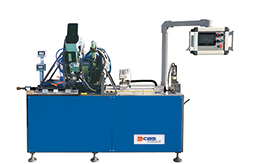 DTC-39 Automatic Drilling, Tapping and Cutting Machine