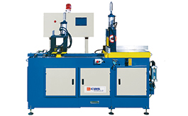 CSA-45C CNC Automatic Profiles Cutting Machine