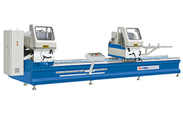 CDM-5042 Aluminium Profiles Precision Double Mitre Cutting Machine