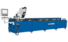 MMC-3000 Profiles 3-axis CNC Milling Machine