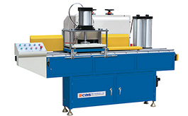 EMA-525 Aluminum Profiles End Milling Machine