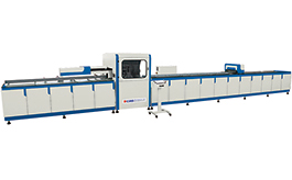 CCDF-6000 CNC Automatic Aluminum Profiles Cutting Saw