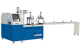 CSAH-50C Heavy Duty CNC Automatic Profiles Cutting Machine