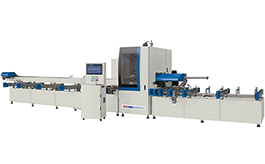 CCAP-6000 CNC Automatic Aluminum Profile Cutting Saw