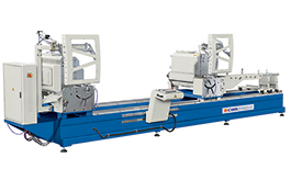 CDM-6049C CNC Double-head Precision Cutting Saw