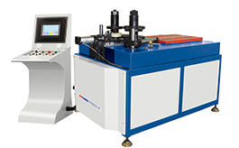BAC-201M CNC Profiles Bending Machine
