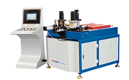 BAC-201 CNC Profiles Bending Machine