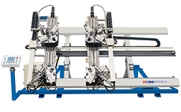ACC-1830C CNC Four-corner Crimping Machine