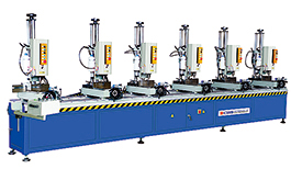 DMH-613/513/413 Multi-head Combination Drilling Machine