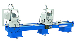 CDM-4537 uPVC Window Double Head Cutting Saw