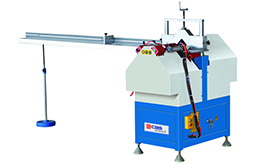 CVN-60 uPVC/PVC/Plastic window and door V-cutting saw