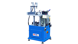 MES-20 Aluminium & uPVC Window End Milling Machine