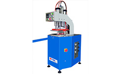 WMC-112 uPVC Window and Door Single Head Welding Machine