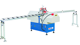 CMN-120 uPVC Window and Door Mullion Cutting Saw
